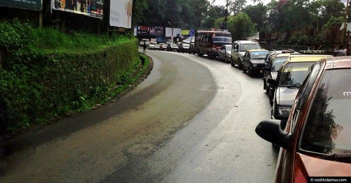Culture reflected in civic sense, all around in Meghalaya