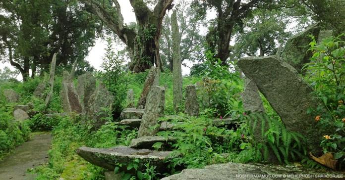 Ancient history, and the Nartiang Monoliths of Meghalaya