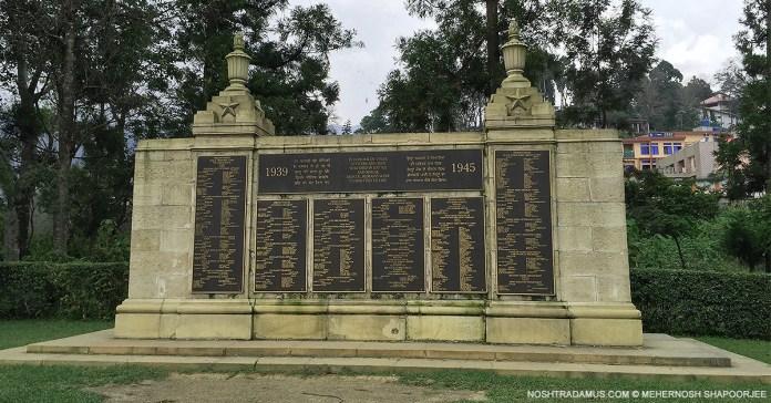 Kohima War Cemetary – Remembering the heroes of World War II