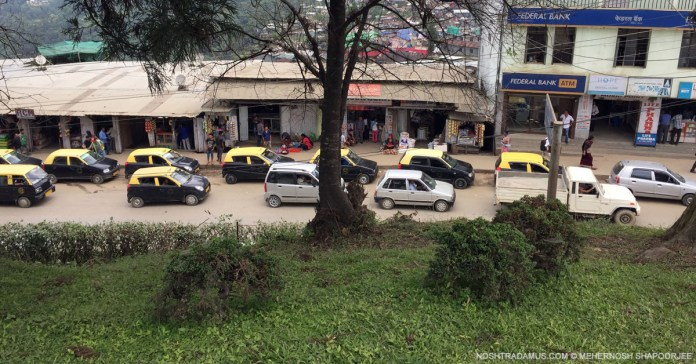 Nagaland knows how to draw the line on traffic discipline. What say, mainland India?!