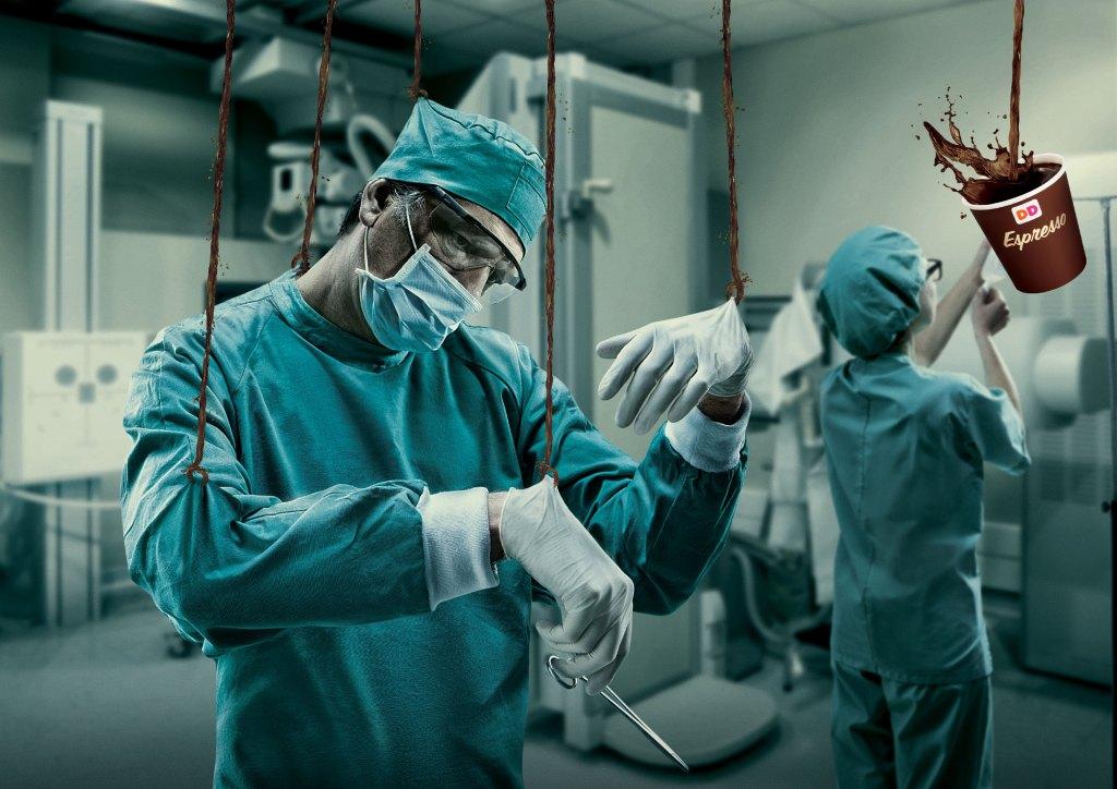 DD Espress - Surgeon
