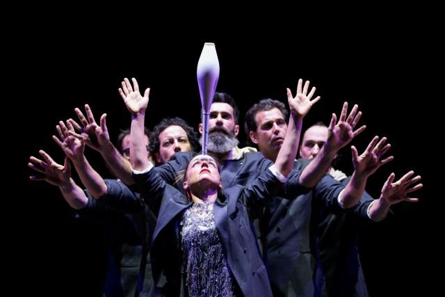 MaiIbargüen Fotografía Circo Zaragoza_