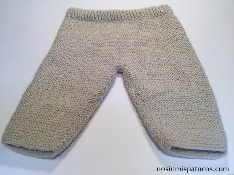 Pantalon No Sin Mis Patucos