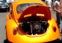 Turbo Fuel Injected VW