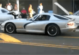 Forced Induction Viper on Main Street in Somerville NJ