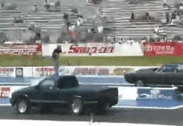 PINKS Englishtown S10 vs Charger