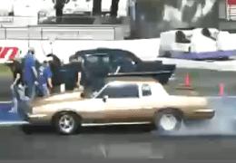 Chevrolet Monte Carlo vs '57 Chevy