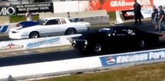 X275 race Monte vs NOVA