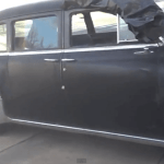 Barn Find Early Chrysler Limousine