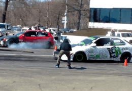 Fast Broken Honda's