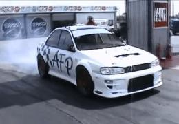 8 Sec Subaru