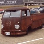 Patina or Rusty Bus?