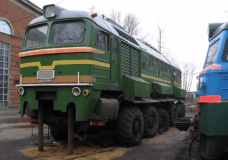 Russian Generating Station