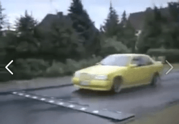 Speed Bump anyone