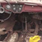 Triumph Barn Find