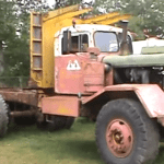 Chain Drive Kenworth