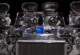 Quad Superchargers