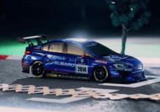 RC WRX Stick Bomb race