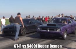 540 CI Demon