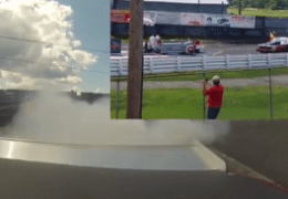 Island Dragway Race