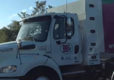 Women shouldn't drive trucks