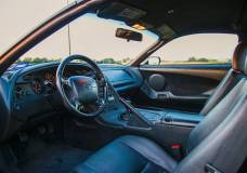 This has got to be one of the cleanest interiors on a Supra you will ever see