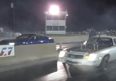 Camaro beats Mustang