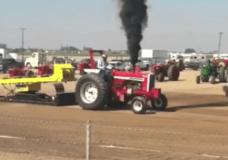 Diesel farmall