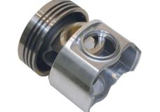 Composite piston