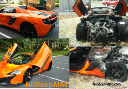 Sad day for this Mclaren Owner