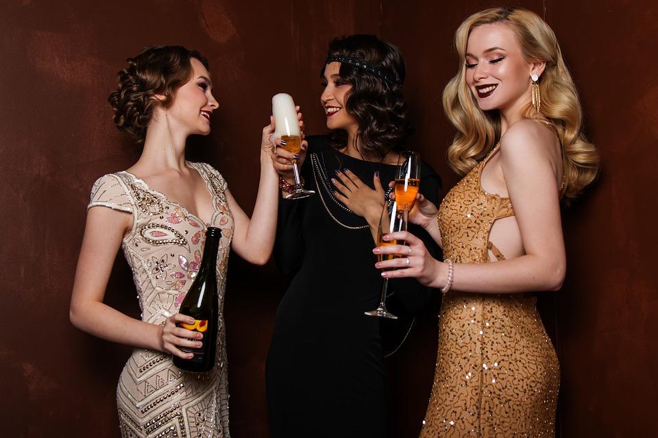 Fancy Cocktail Fashion Design Dresses