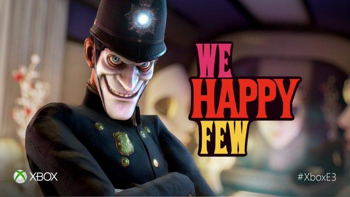 We Happy