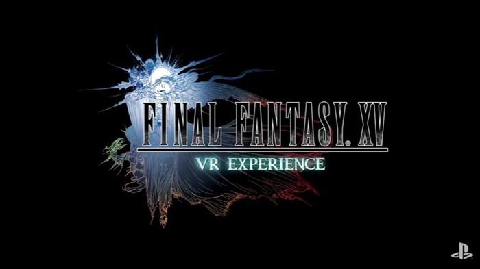 ff XV vr