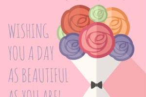 Greeting Card, Women`s Day