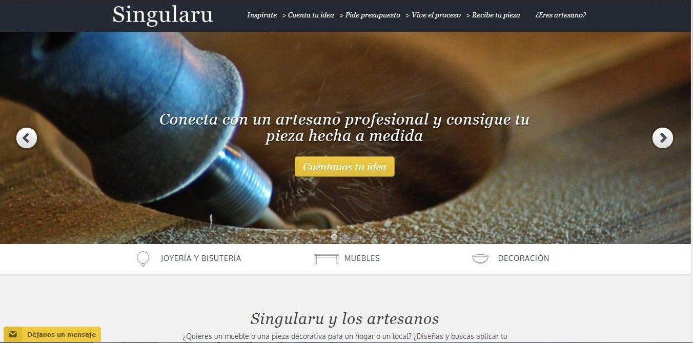 Web Singularu