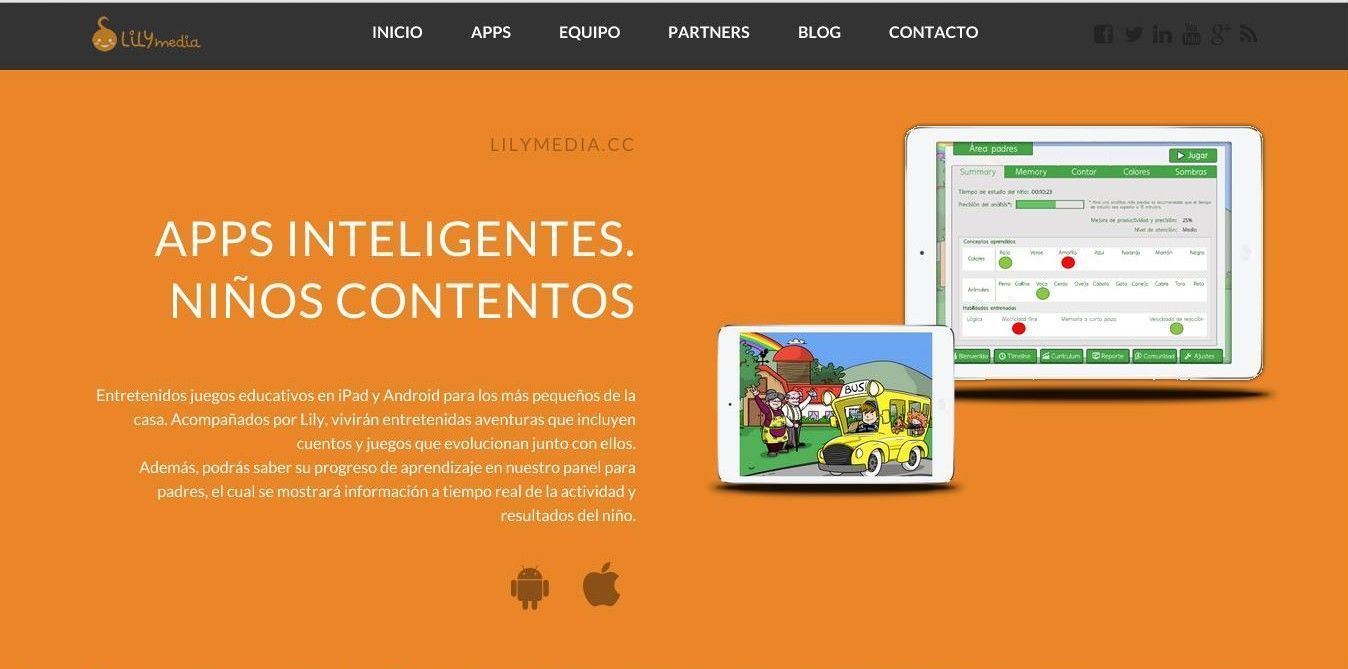 Web Lilymedia