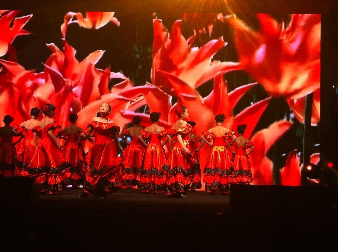 Inauguración Spainweek2014