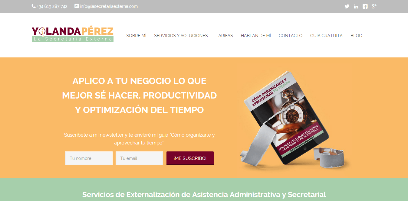 La Secretaria Externa, una alternativa a la secretaria profesional