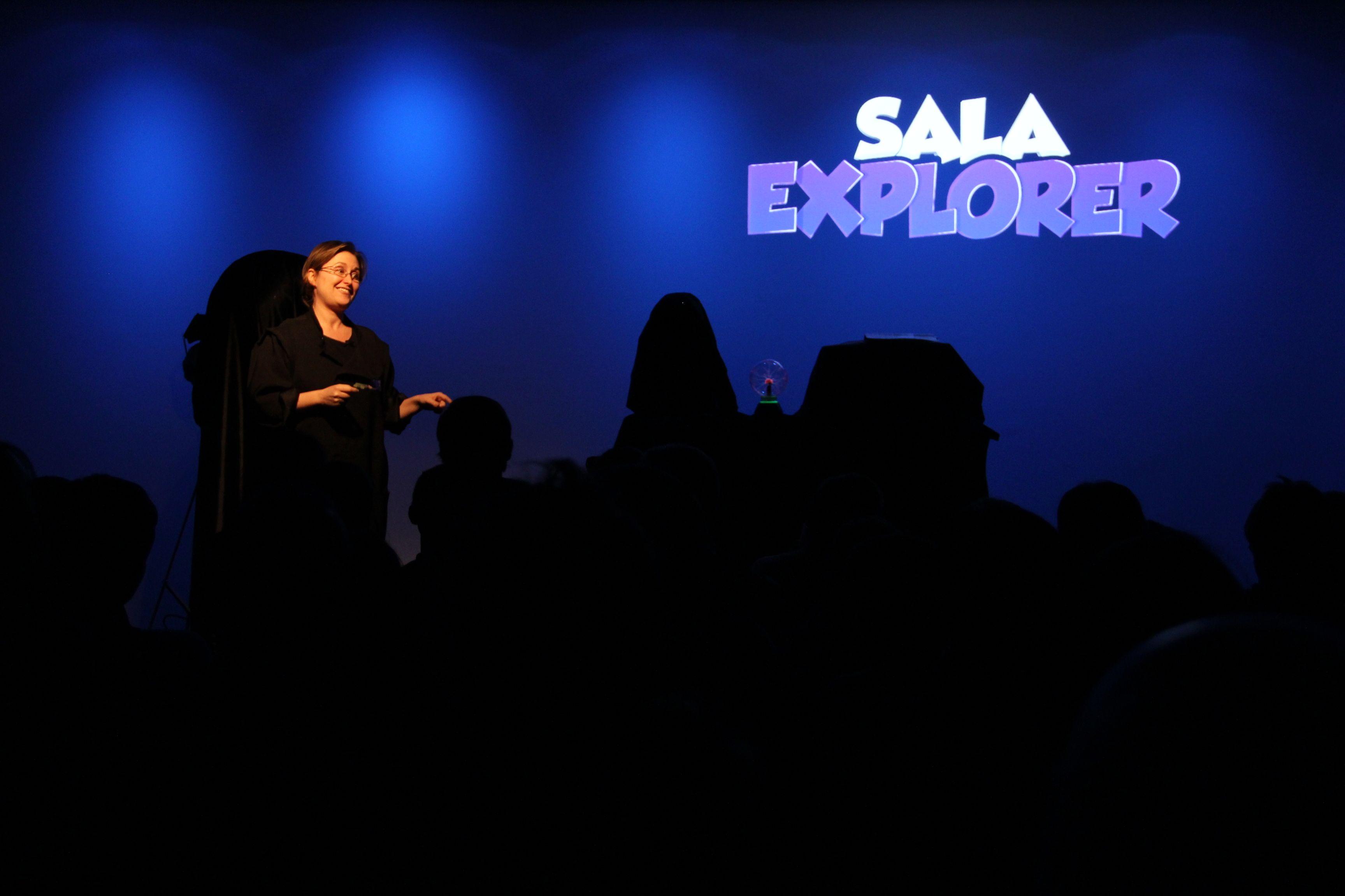 Sala Explorer Sience Fantasy