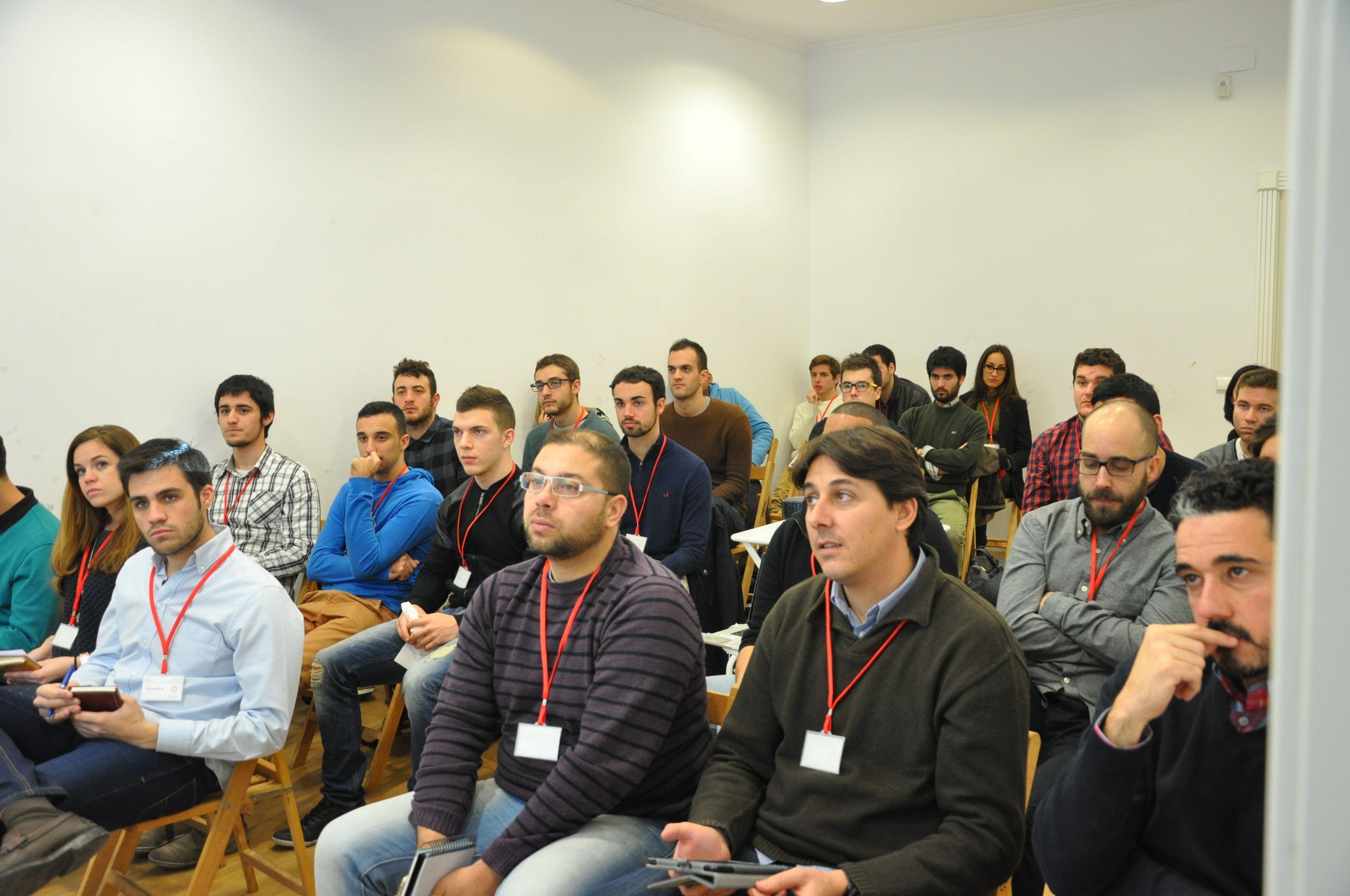Participantes de la 6ª edición de ALLSTARTUP, organizado por Demium Startup