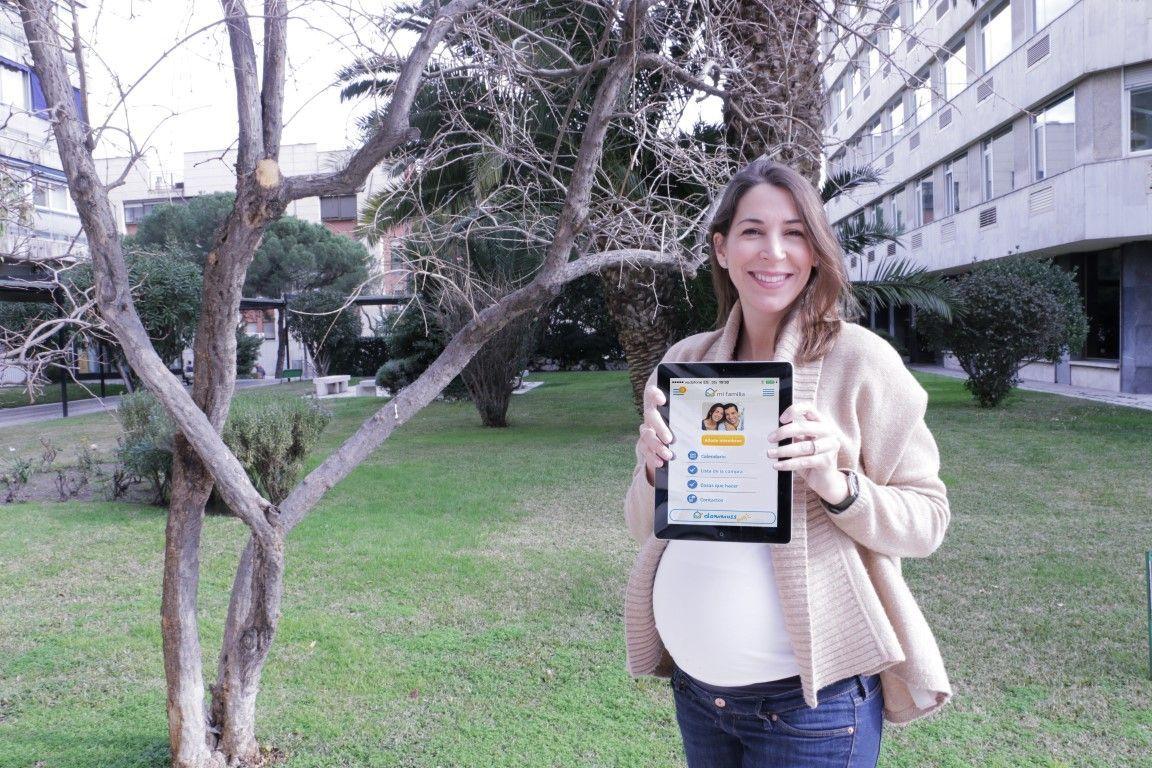 Rita Alonso, creadora de DOMMUSS