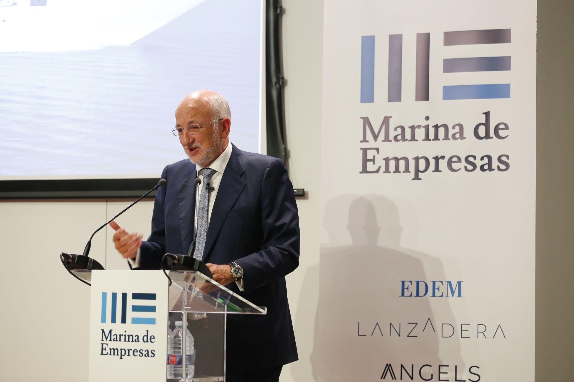 Marina de Empresas, Un gran polo empresarial en el Mediterráneo