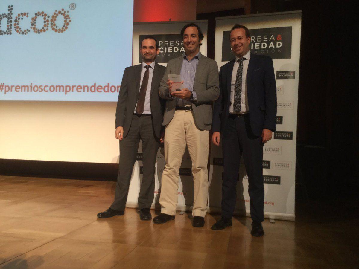 NoSoloEconomia entrega el Premio a WorldCoo