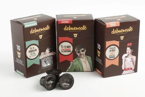 Tres tipos de café que te ofrece debuencafé