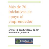 Más de 70 iniciativas de apoyo al emprendedor