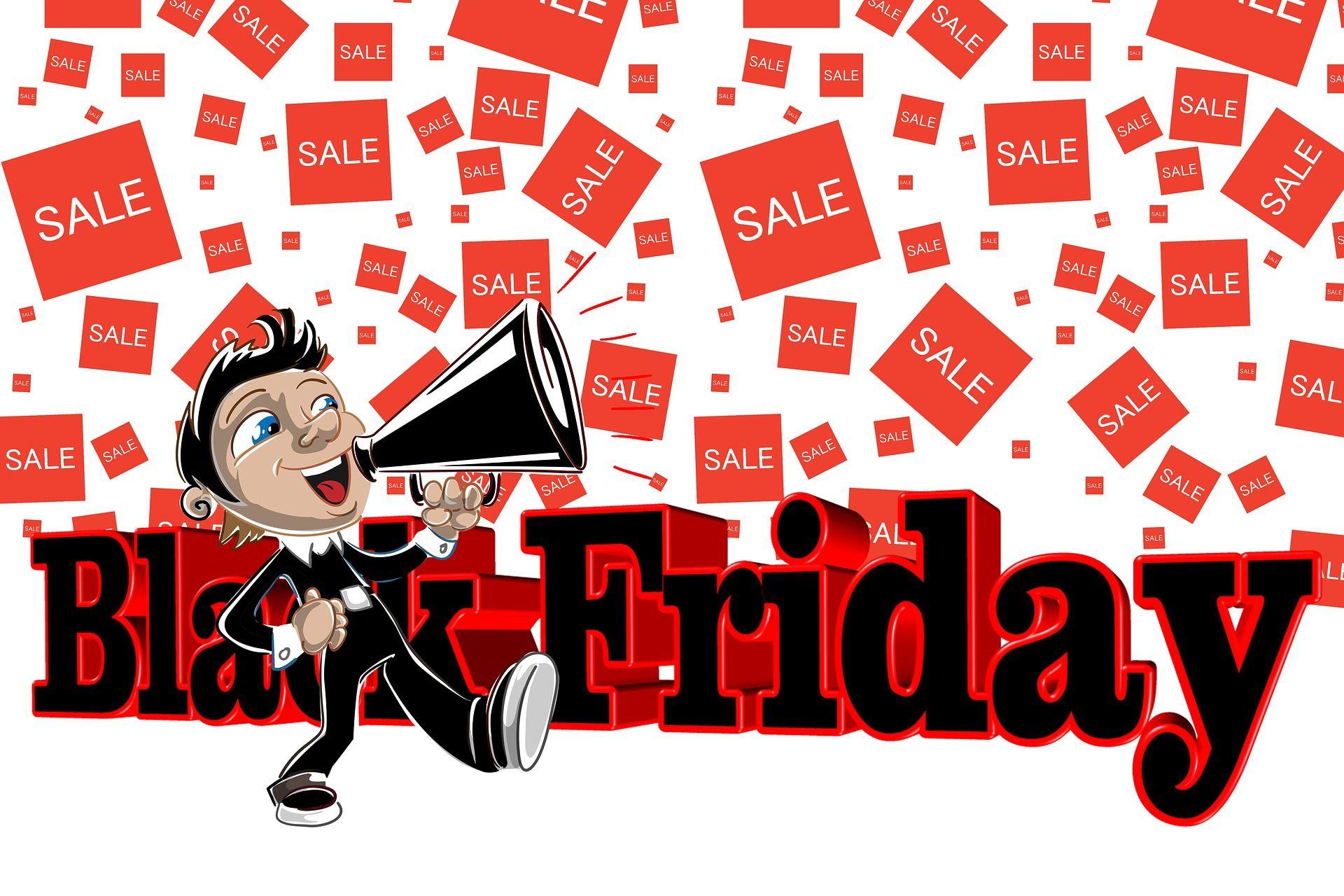 8 consejos para preparar la campaña de Black Friday