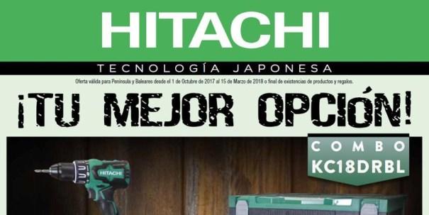 Ofertas HITACHI