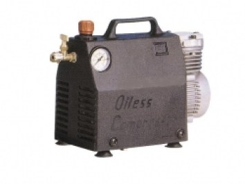 Compresor sin aceite con Kit Nebulización