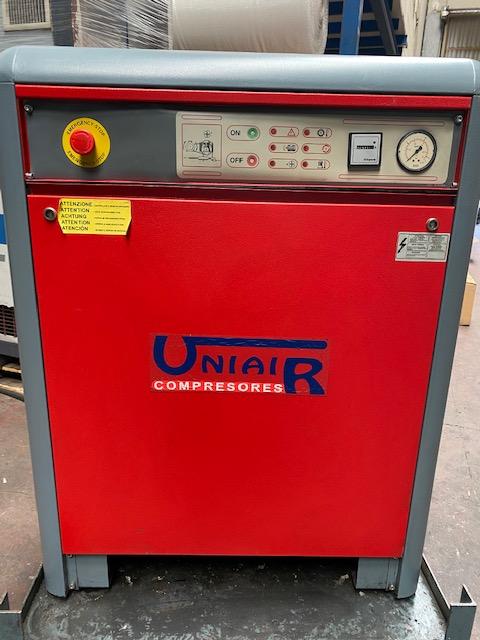 Compresor de pistón UNIAIR ISA 10AUS