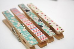 Washi_Clothespins